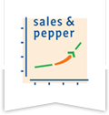 Sales & pepper logo